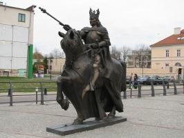 Zabytki przy noclegach - Kazimierz Jagiellończyk Król Polski (1447 - 1492)