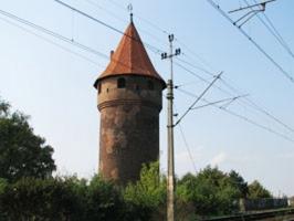 Zabytki przy noclegach - Baszta Maślankowa