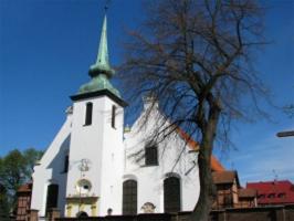 Zabytki przy noclegach - Kościół św. Jerzego