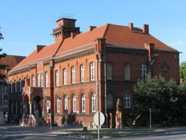Zabytki przy noclegach - Zespół budynków przy ul. Poczty Gdańskiej